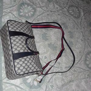 Vintage gucci Boston bag. 40